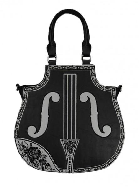 "Sac Gothique Lolita Restyle ""Violin Black"""