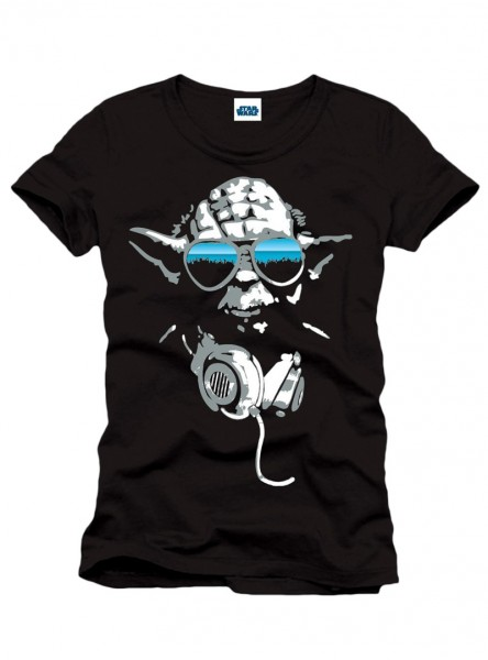 "Tee-shirt homme Star Wars ""Cool Yoda"""