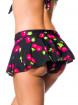 "Bas Jupette Maillot de bain Bikini Pin-Up Vintage Rockabilly Retro Belsira ""Cherry"" - rockangehell.com"