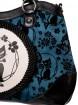 "Sac Gothique Lolita Kawaii Banned ""Call of the Phoenix Green"" - rockangehell.com"