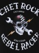 "Tee-shirt homme Rockabilly Rock Chet Rock ""Rebel Racer"" - rockangehell.com"