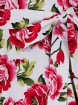 "Robe Années 50 Rockabilly Pin-Up HR London ""Sweet Rose"" - rockangehell.com"