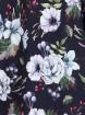 "Robe Rockabilly Pin-Up Années 50 Lady Vintage ""Winter Floral Hepburn"" - rockangehell.com"