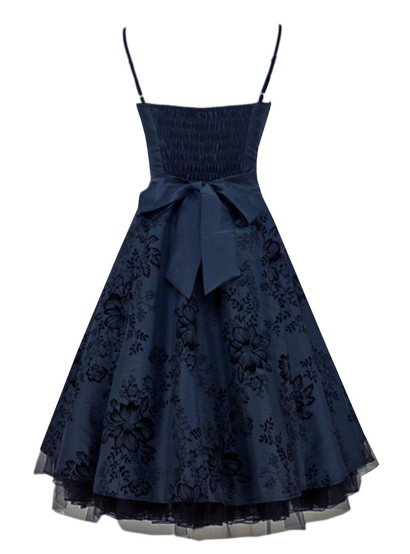 robe soir e mariage rockabilly pin up retro ivy. Black Bedroom Furniture Sets. Home Design Ideas
