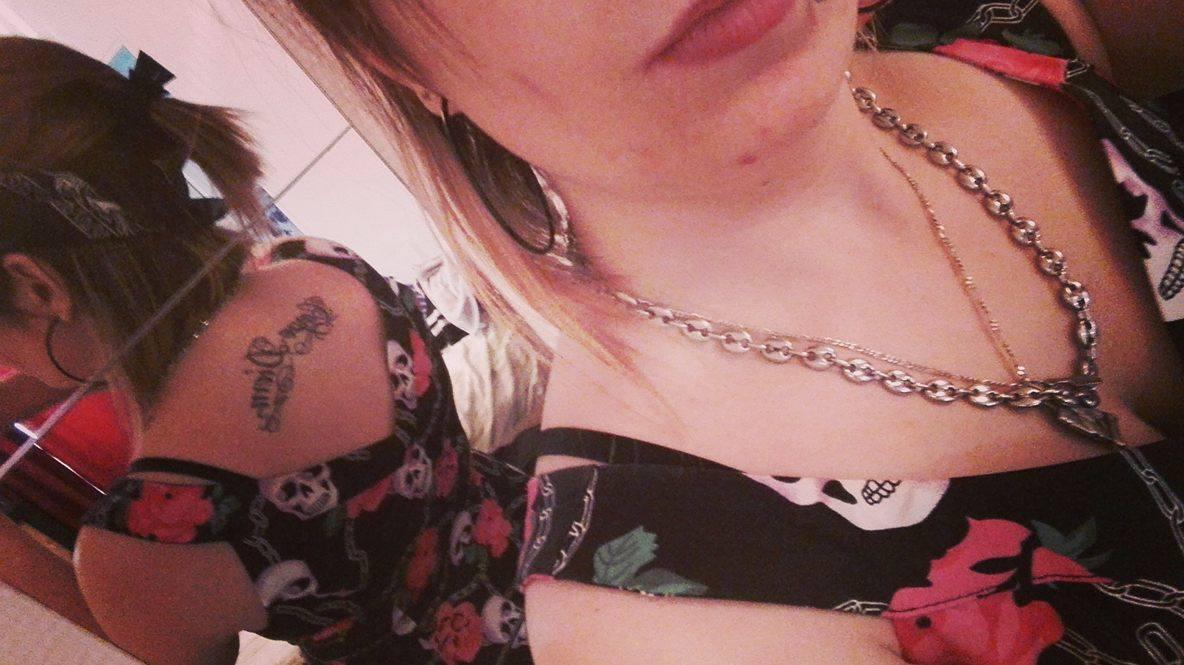 "Robe Vintage Retro Rockabilly Gothique HR London ""Long Skully Pink Roses"""