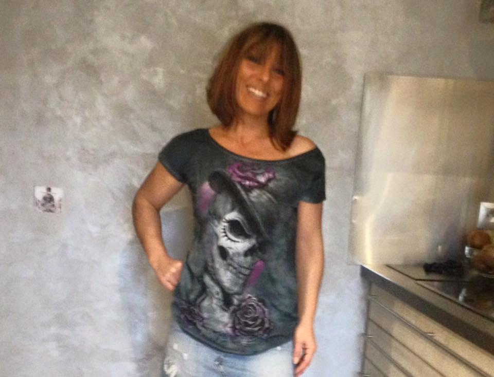 Tee-shirt Rock Punk Alchemy