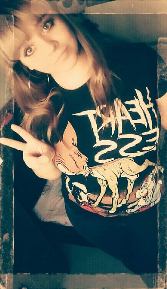 Tee-shirt punk rock Heartless (Evil Clothing)