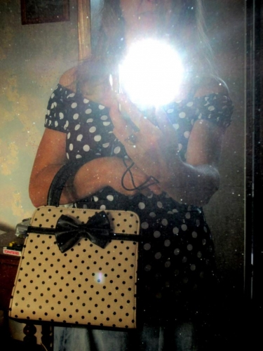 Sac Rockabilly Pin-Up Vintage Banned