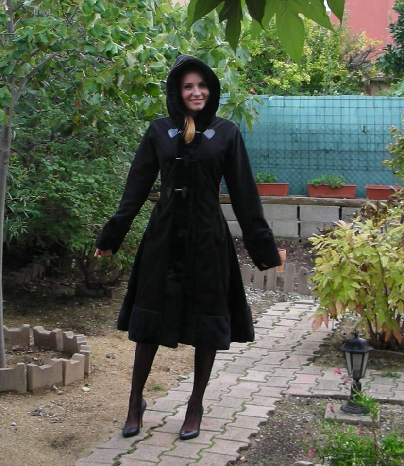 Manteau Gothique Lolita Poizen Industries (Evil Clothing)