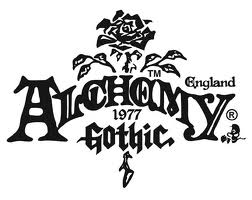 Tee-shirts punk rock Alchemy Gothic