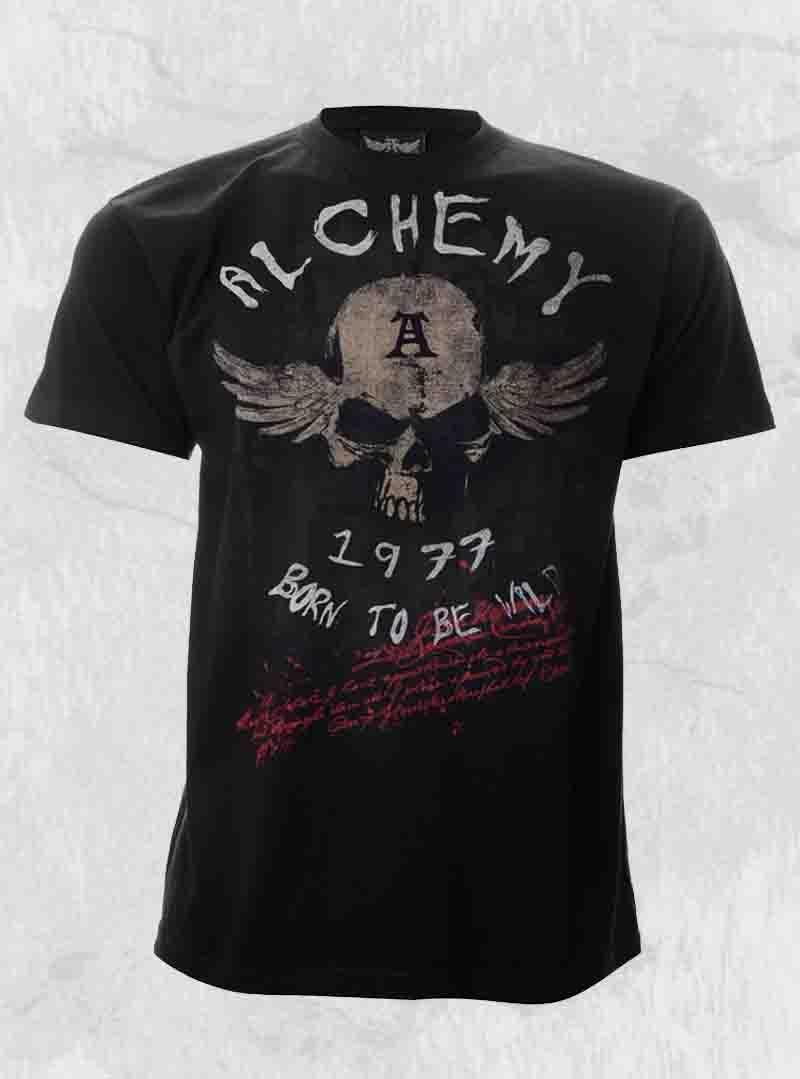 Tee-shirt rock homme Alchemy
