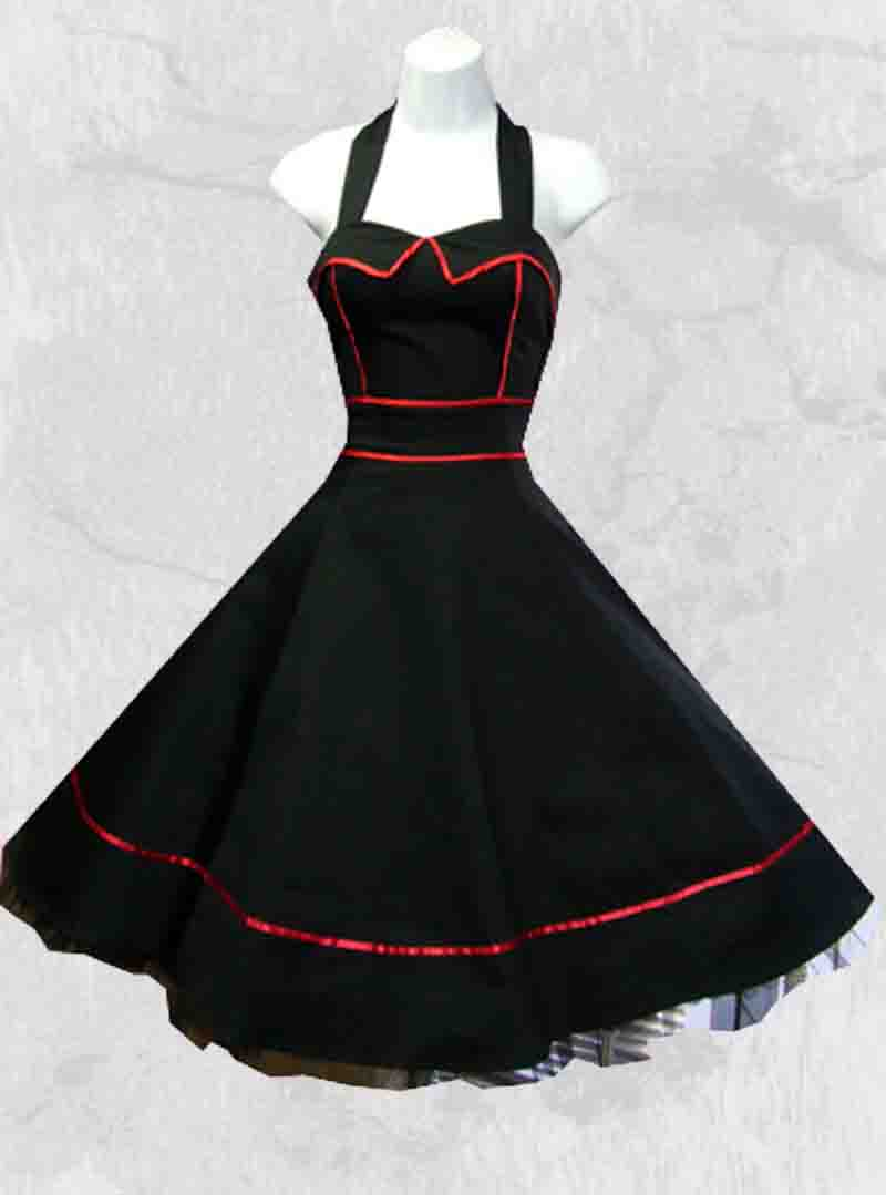 Robe Rockabilly HR LONDON