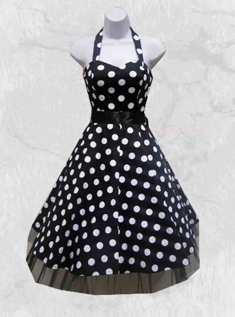 Robe vintage rockabilly HR London