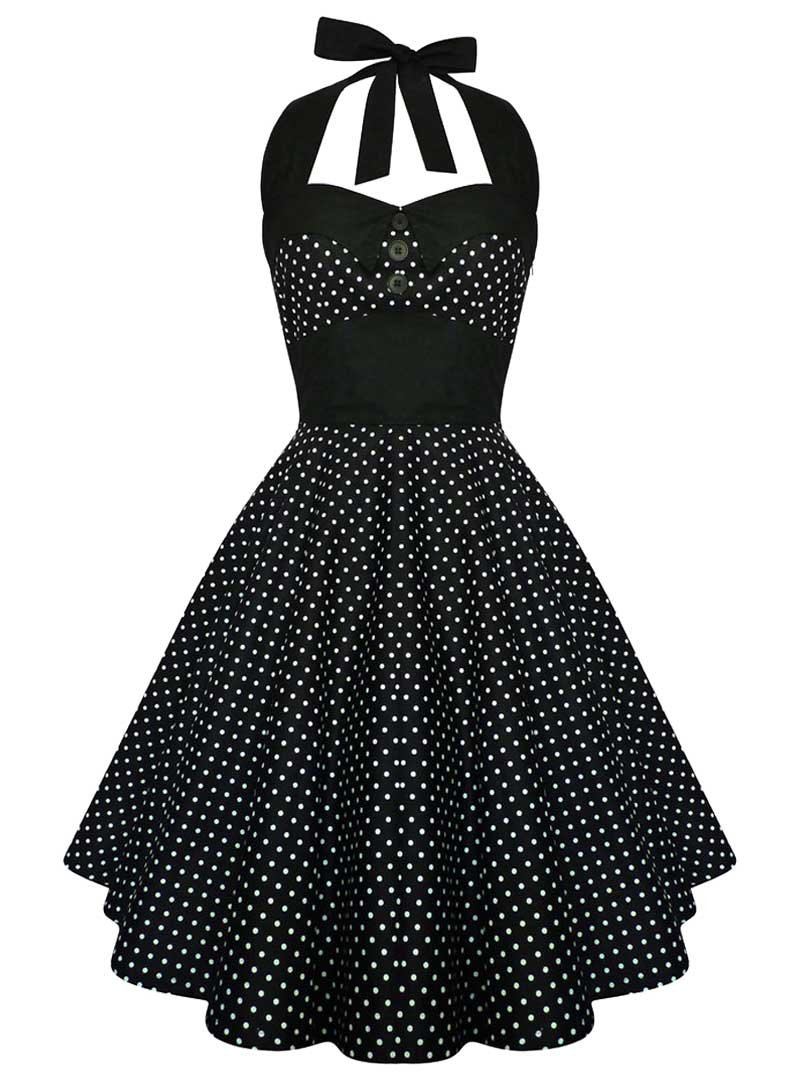 Robe rockabilly retro vintage